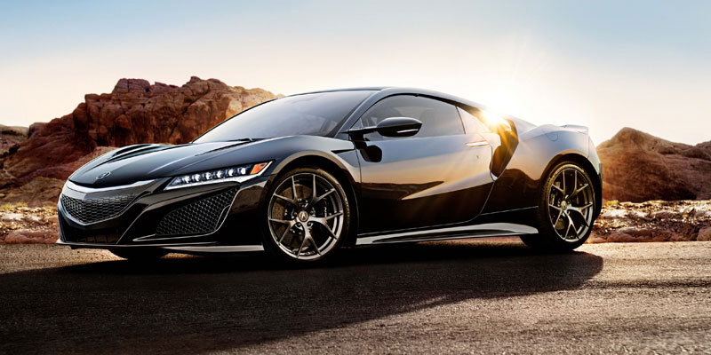 Acura 0-60 Times