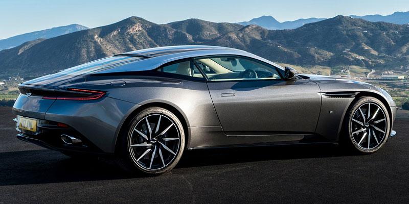 Aston Martin 0-60 Times