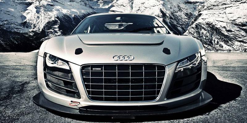 Audi 0-60 Times