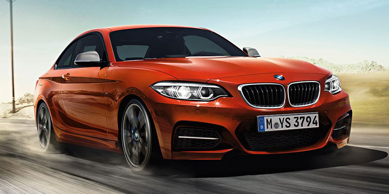 BMW 0-60 Times