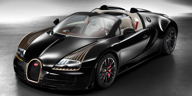 Bugatti 0-60 Times