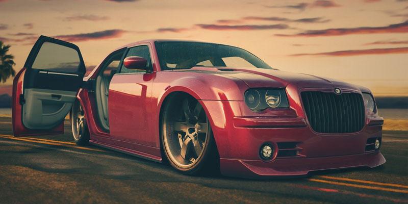 Chrysler 0-60 Times
