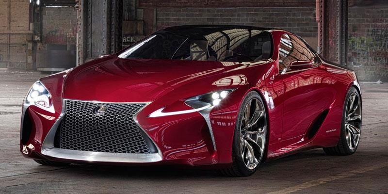 Lexus 0-60 Times