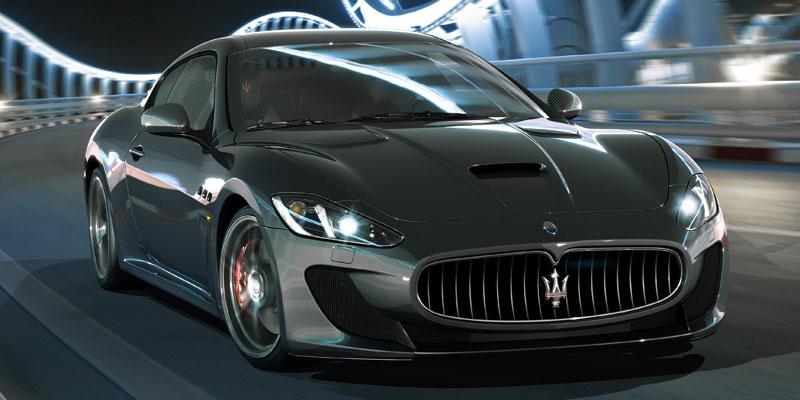 Maserati 0-60 Times