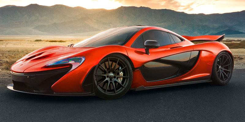 McLaren 0-60 Times