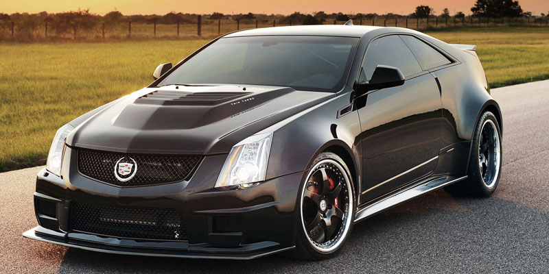 Cadillac 0-60