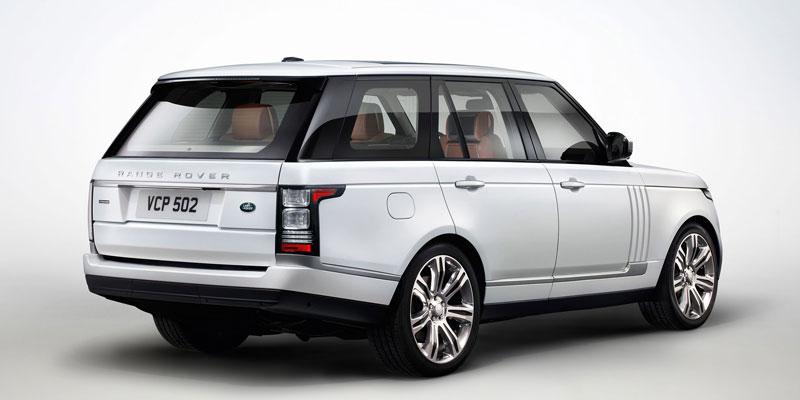 Land Rover 0-60