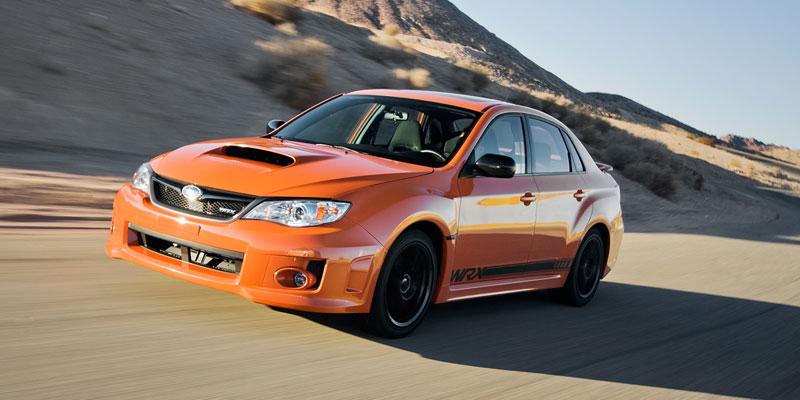 Subaru 0-60