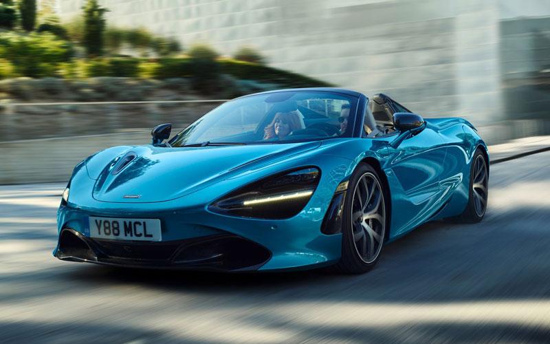 McLaren Car Models